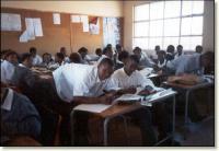 Matthew Goniwe School classroom